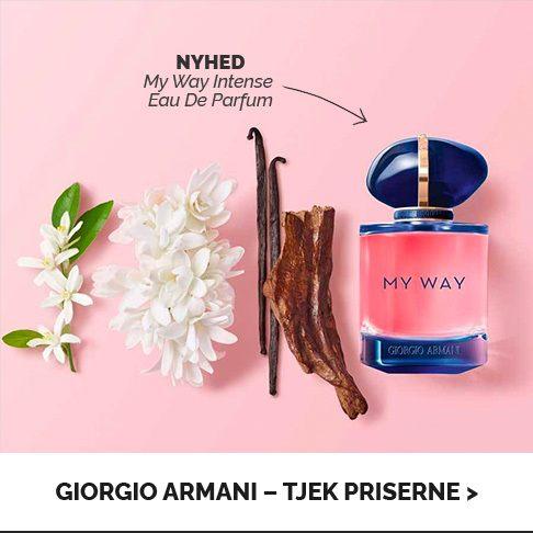 Giorgio Armani - Se priserne
