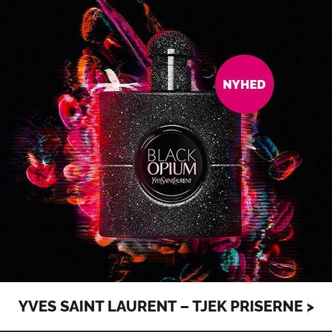 Yves Saint Laurent tjek priserne