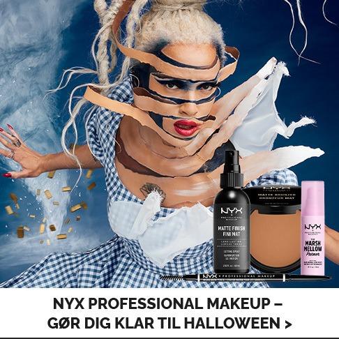 NYX Professional makeup - Gør dig klar til Halloween