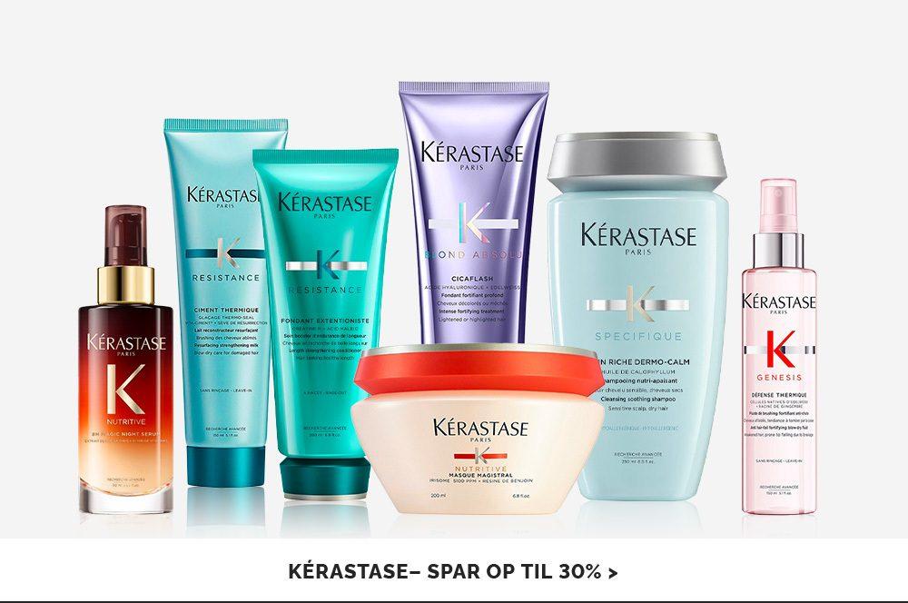 Kérastase - Spar op til 30%