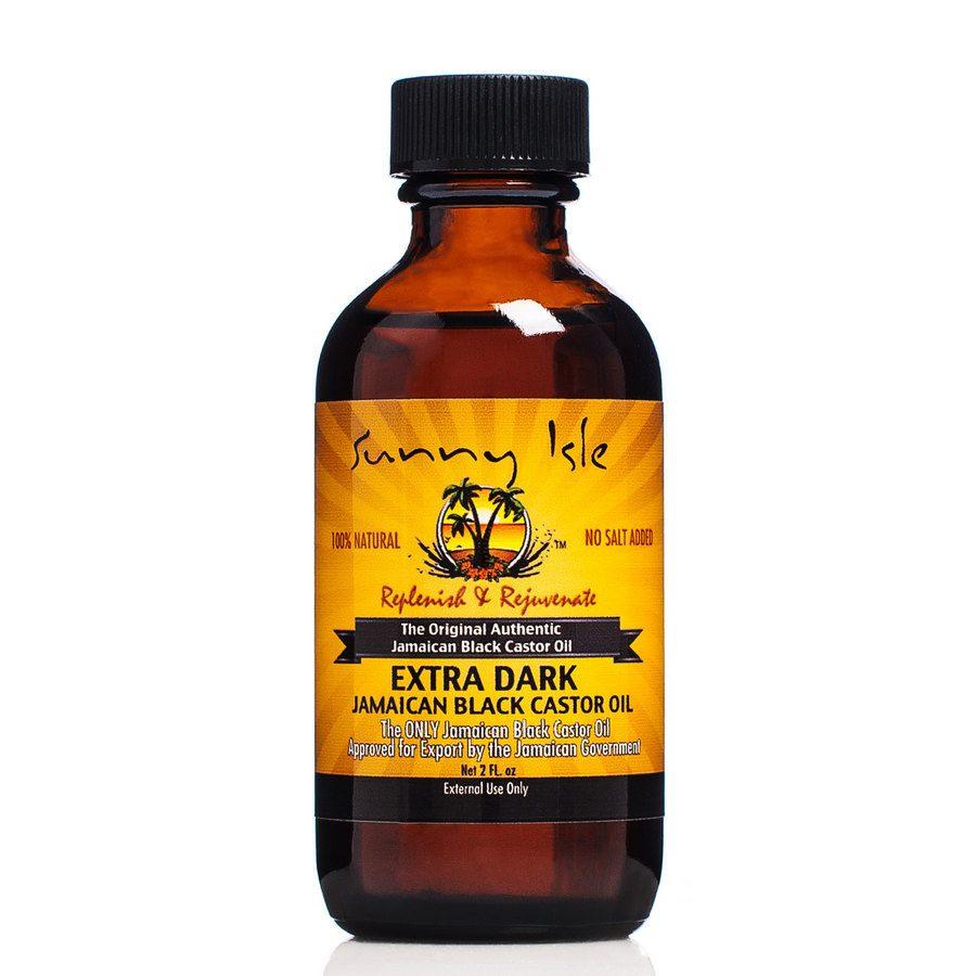 Castor Oil 60ml. Sunny Isle Extra Dark Jamaican Black
