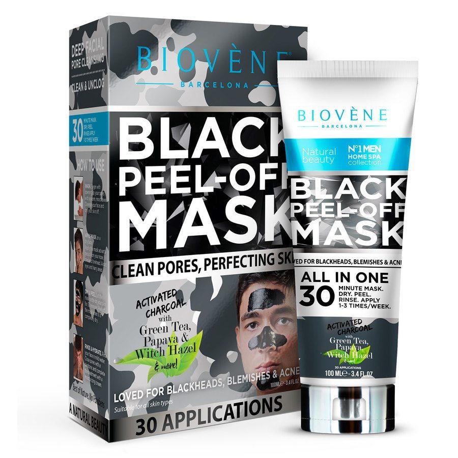 Biovène Black Peel-Off Mask Men 100ml