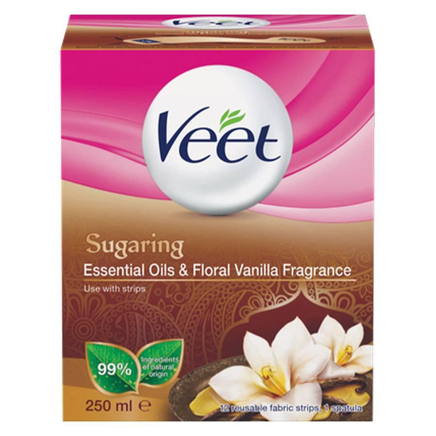 Veet Essential Sugaring With Argan Oil 250 ml