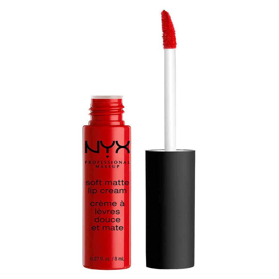 NYX Professional Makeup Soft Matte Lip Cream Amsterdam