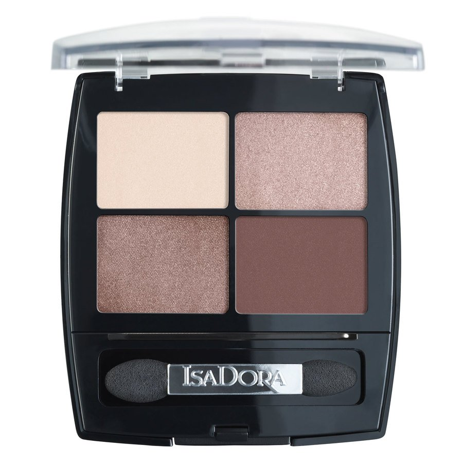 IsaDora Eyeshadow Quartet 51 Cappucino 5 g