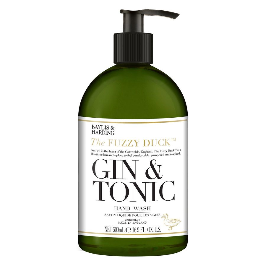 Baylis & Harding Cocktails Gin Tonic Hand Wash 500 ml