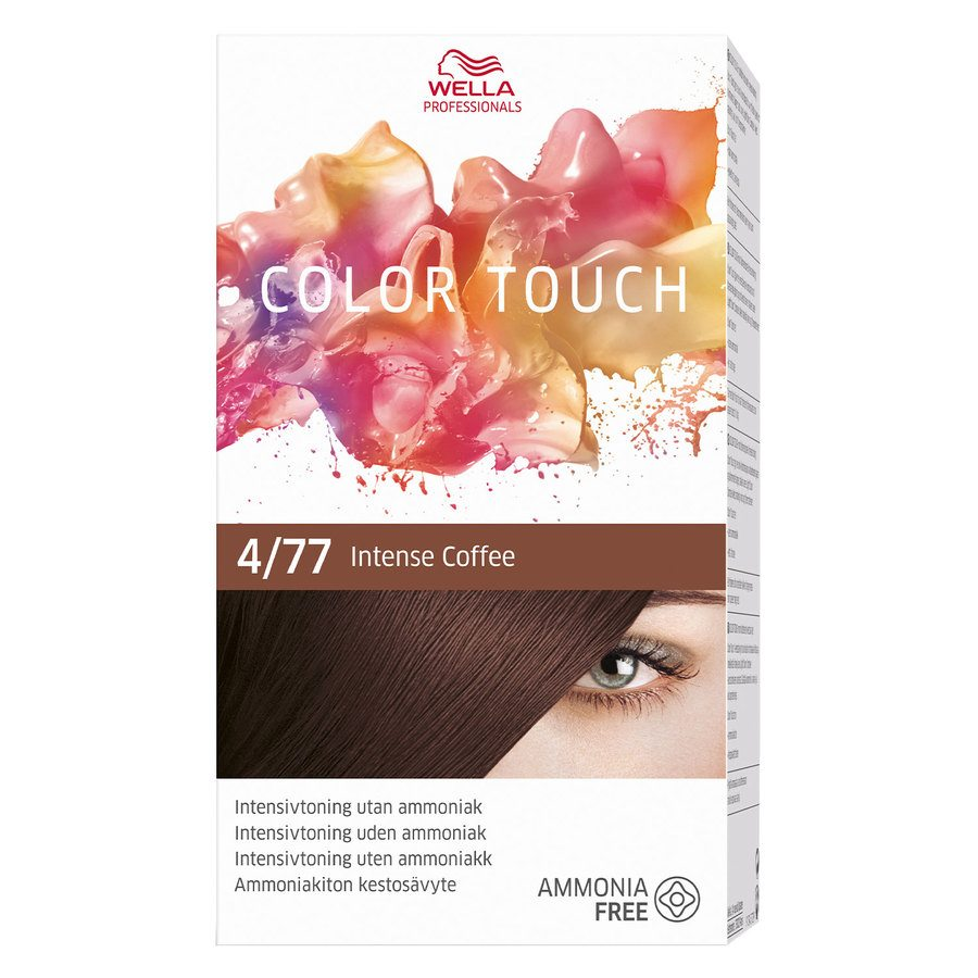 Wella Professionals Color Touch CT OTC 100 ml 4/77 Deep Brown SKAN