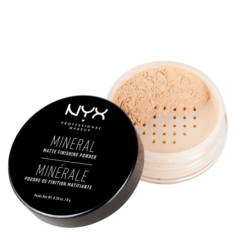 NYX Professional Makeup Mineral Finishing Powder Light/Medium MFP01