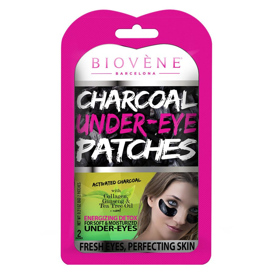 Biovène Charcoal Under-Eye Patches 1 par