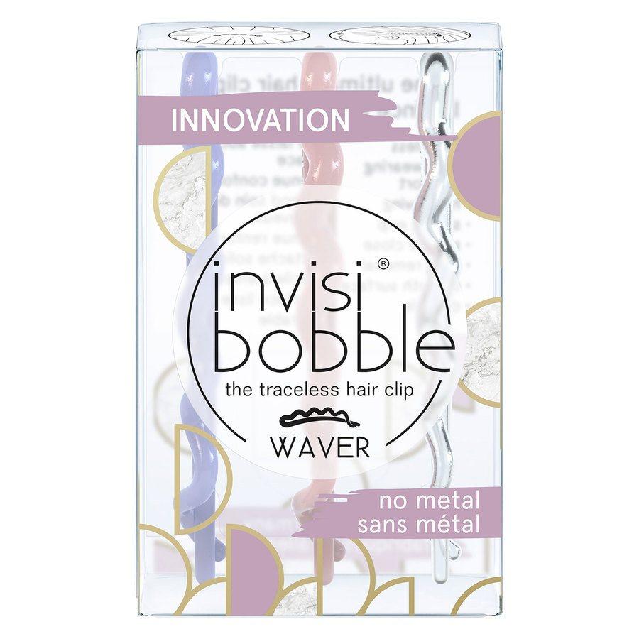 Invisibobble Marblelous Waver I Lava You 3 pcs