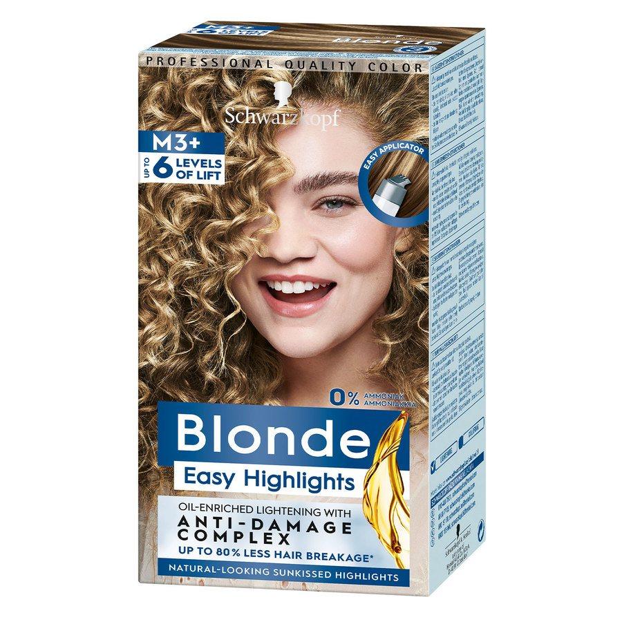 Schwarzkopf Blonde Easy Highlights M3+