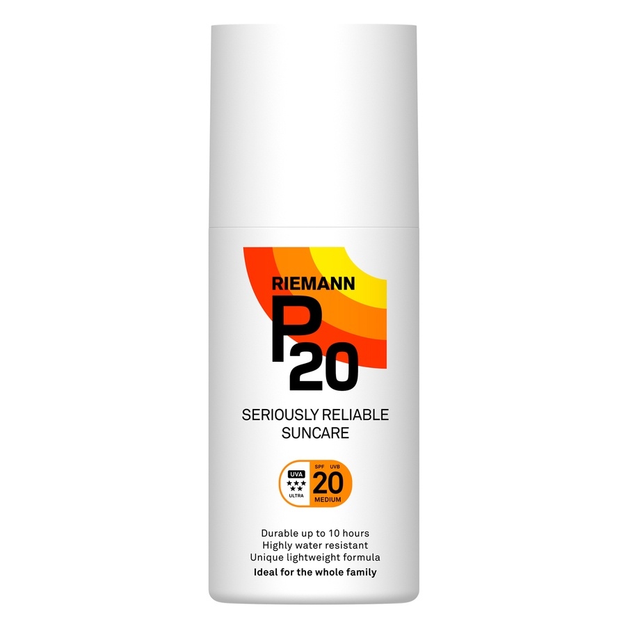 Riemann P20 Spray SPF 20 200 ml (Spray)