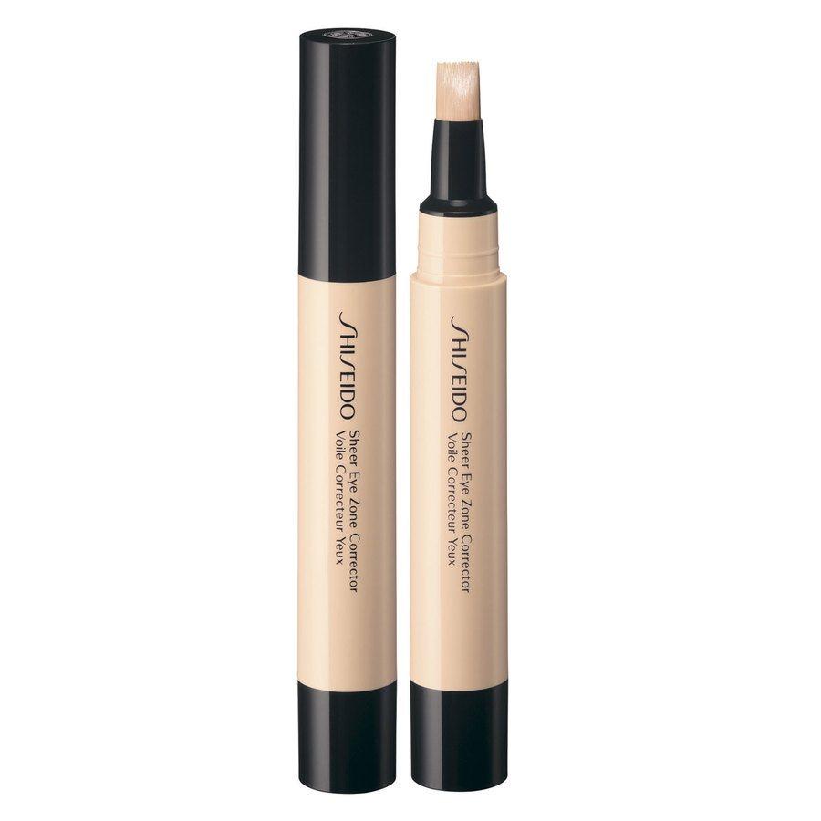 Shiseido Sheer Eye Zone Corrector #101 Very Light 3,8g