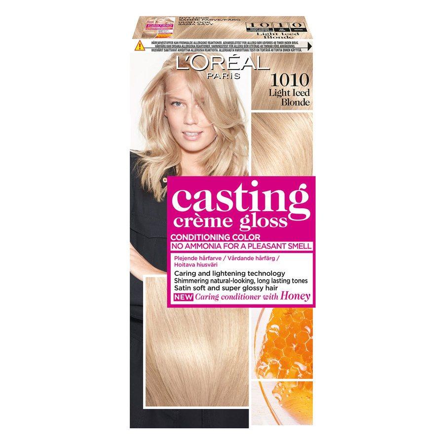 lys askeblond hårfarve