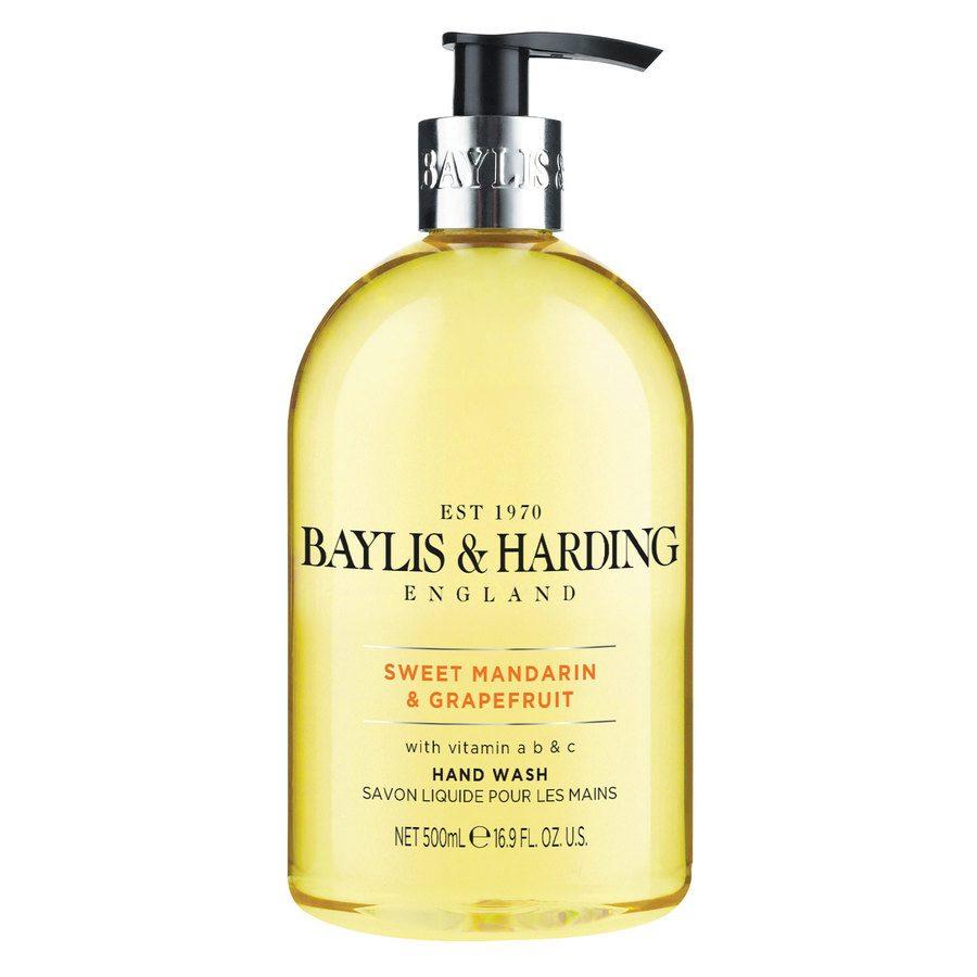 Baylis & Harding Sweet Mandarin & Grapefruit Hand Wash 500 ml