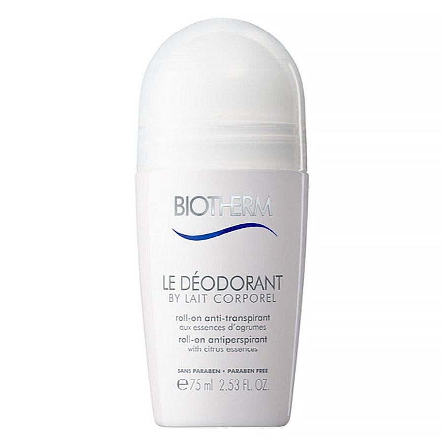 Biotherm Lait Corporel Deo Roll-On 75 ml