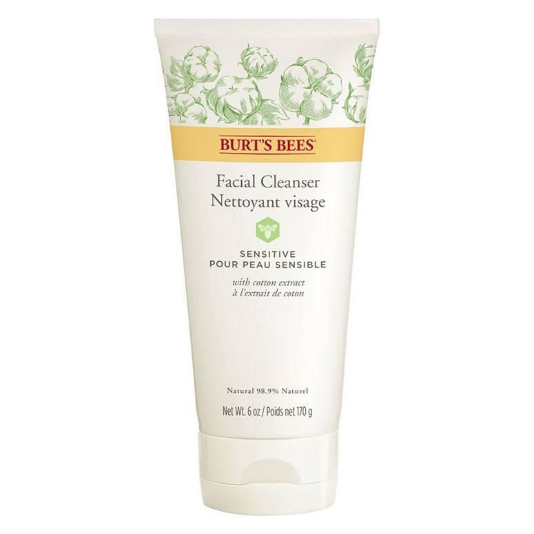 Burt`s Bees Sensitive Skin Facial Cleanser 170 g