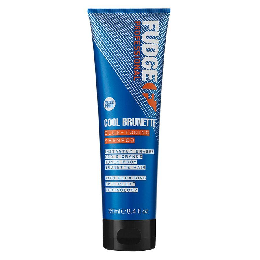 Fudge Cool Brunette Blue Toning Shampoo 250ml