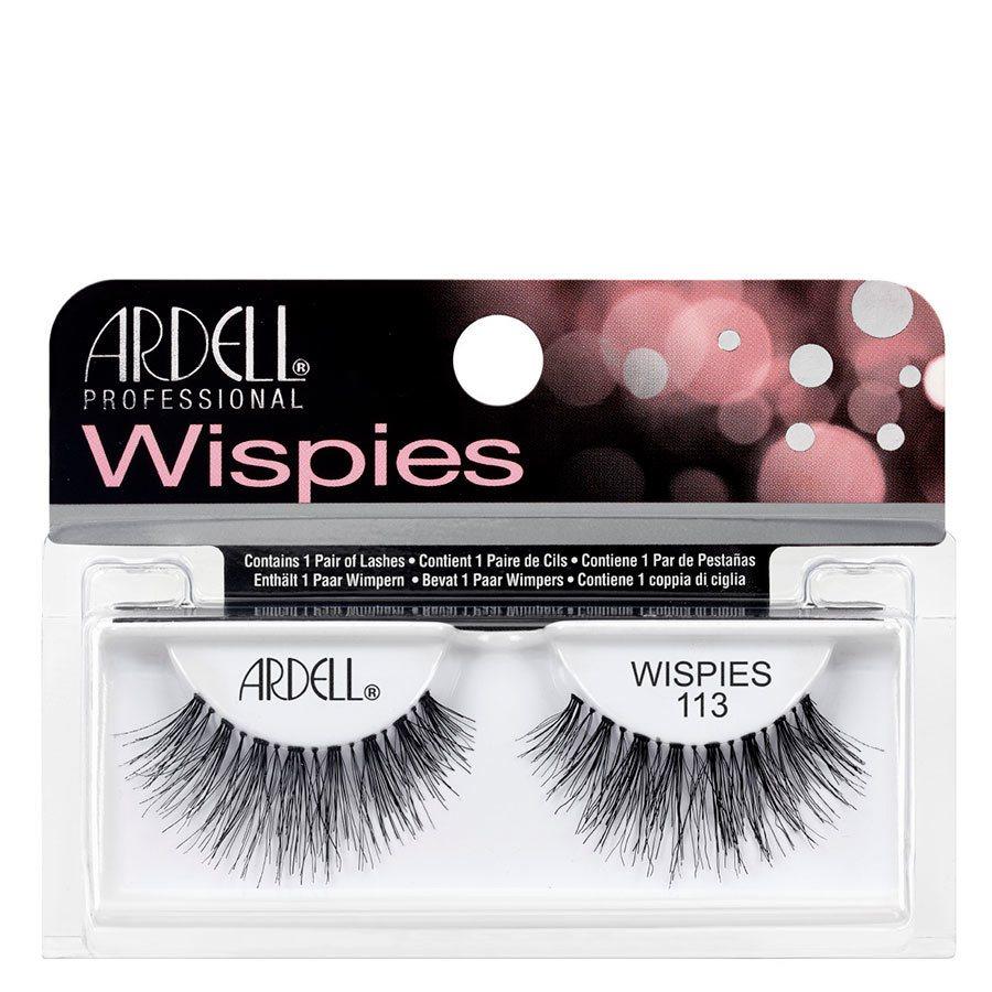 Ardell Wispies Fashion Lashes 113 Black