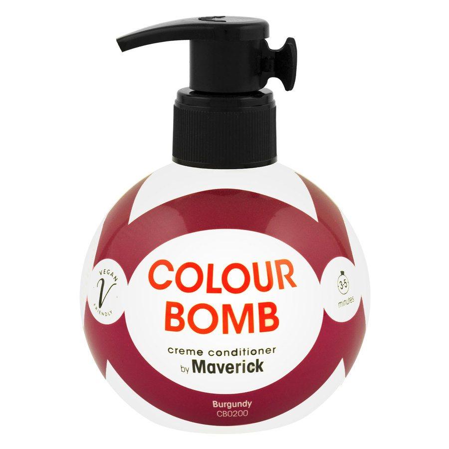 Colour Bomb Farvebalsam Burgundy 250ml