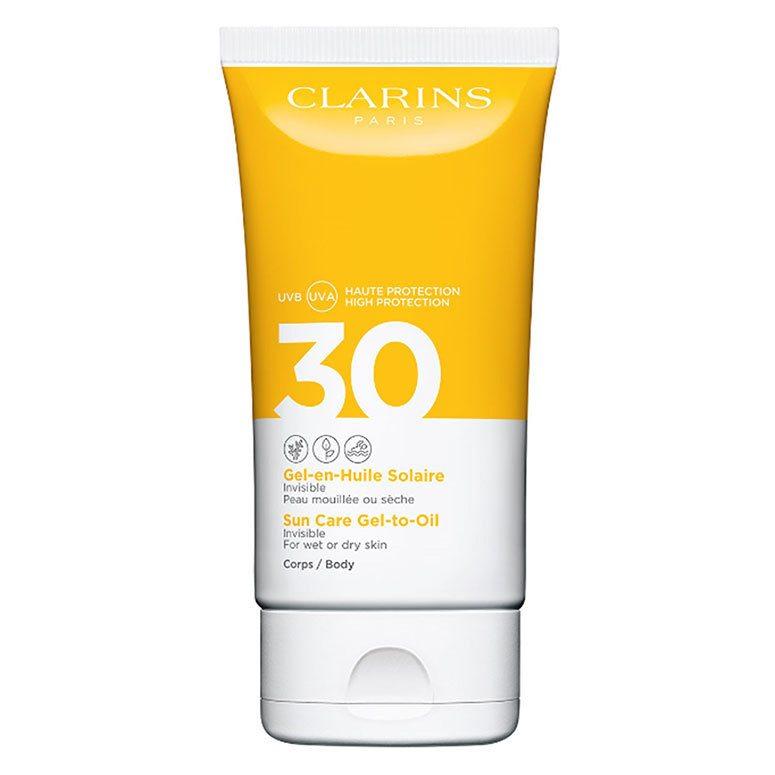 Clarins Sun Care Body Gel-To-Oil SPF30 150 ml