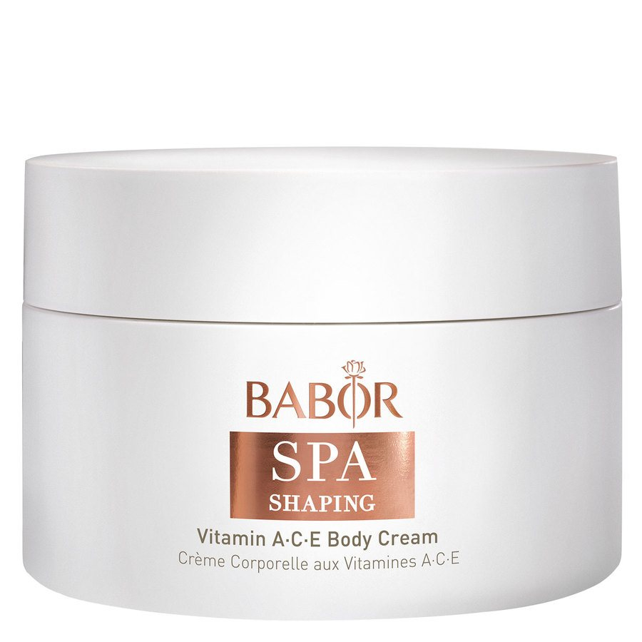 Babor Spa Shaping Vitamin A-C-E Body Cream 200ml