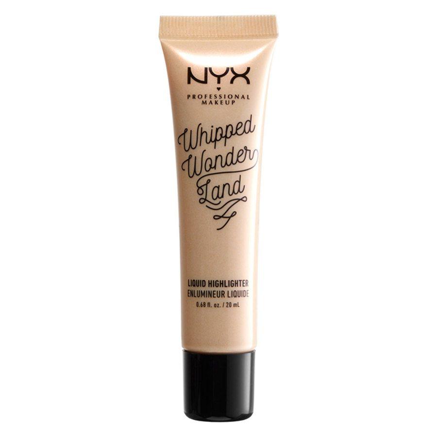 Nyx Professional Makeup Whipped Wonderland Liquid Highlighter 20 ml