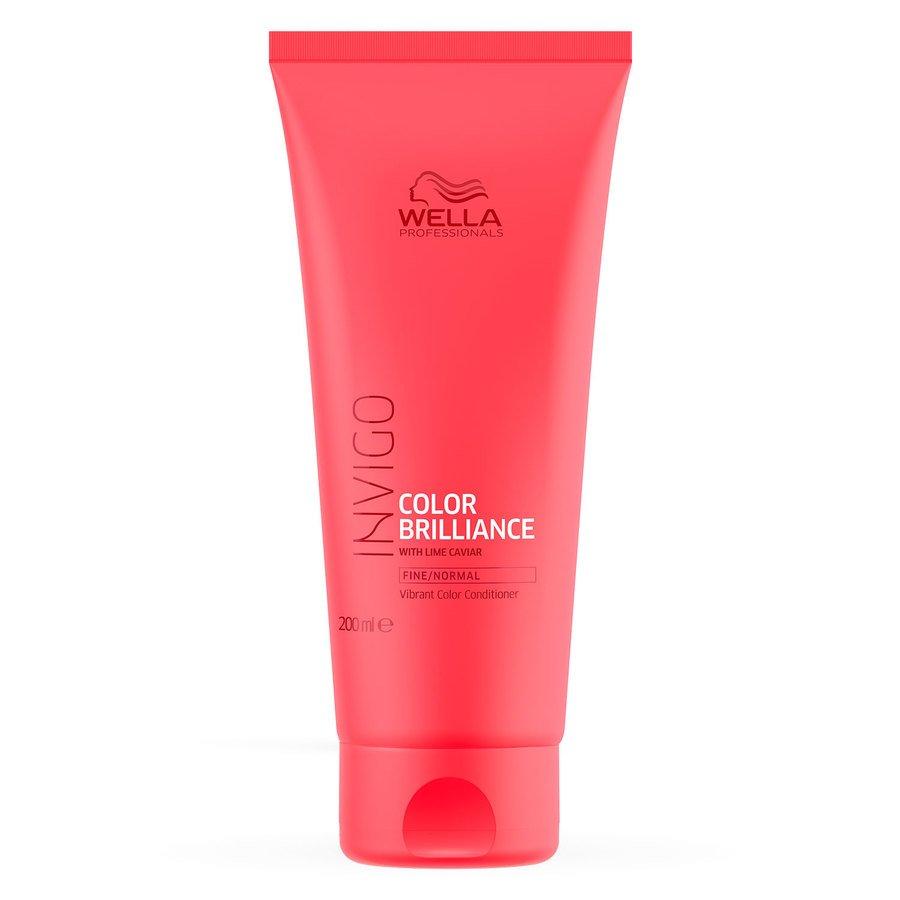 Wella Professionals Invigo Color Brilliance Conditioner Fine Hair 200 ml