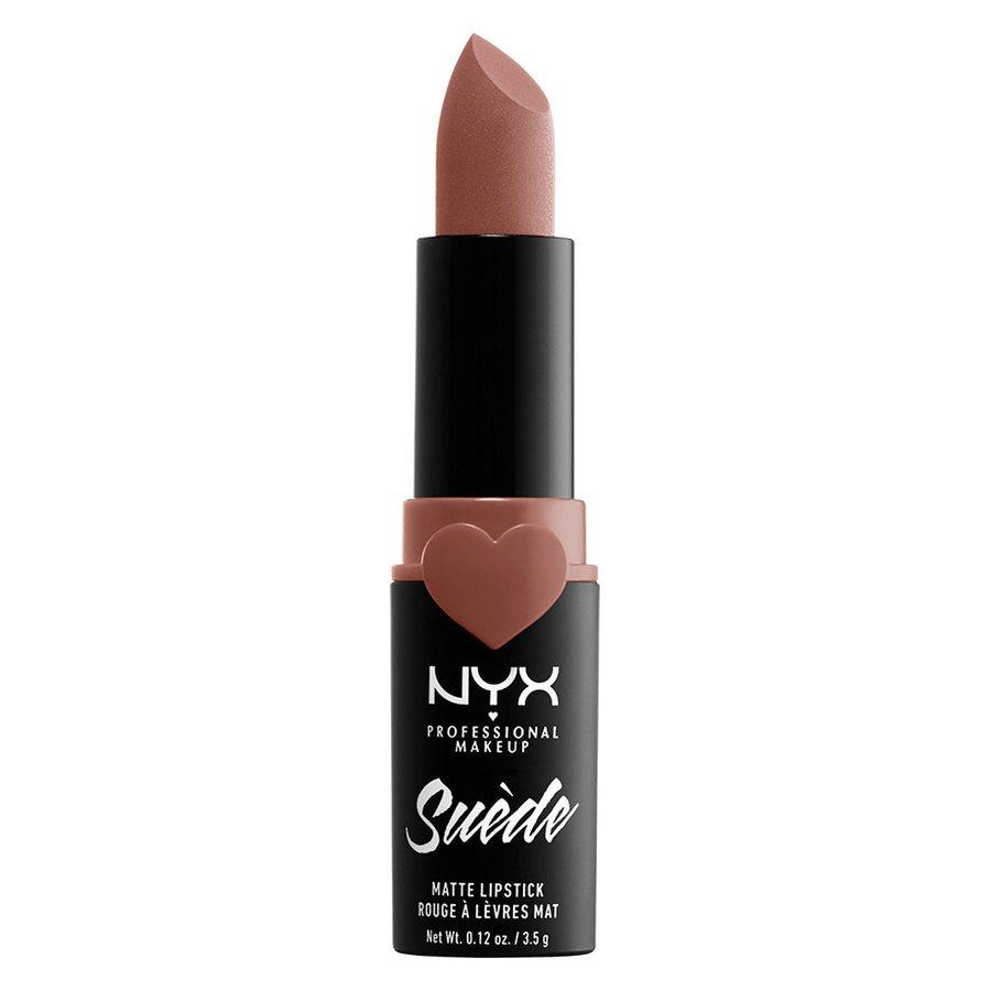 NYX Professional Makeup Suede Matte Lipstick Dainty Daze 3,5g