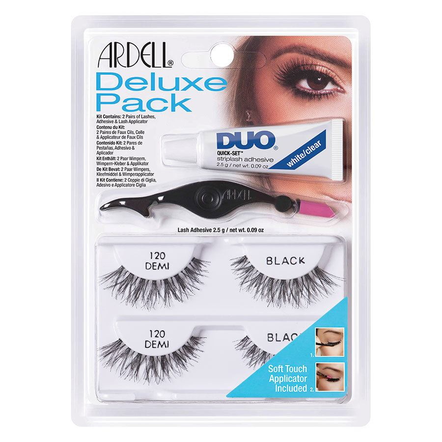 Ardell Deluxe Pack False Lashes #120