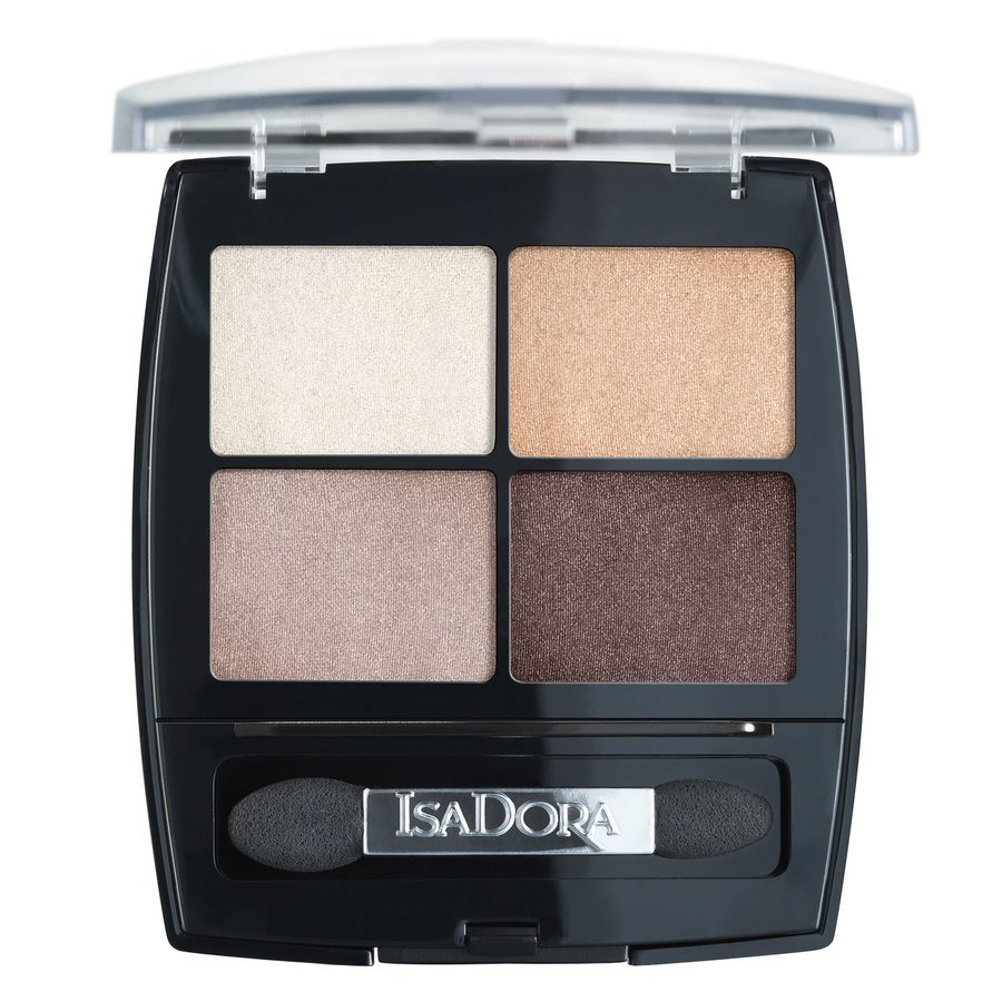 IsaDora Eyeshadow Quartet 35 Pearls 5 g