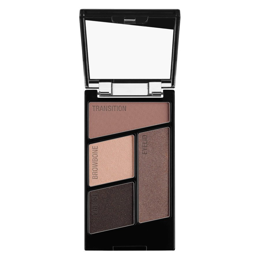 Wet'n Wild Color Icon Eyeshadow Quads Silent Treatment