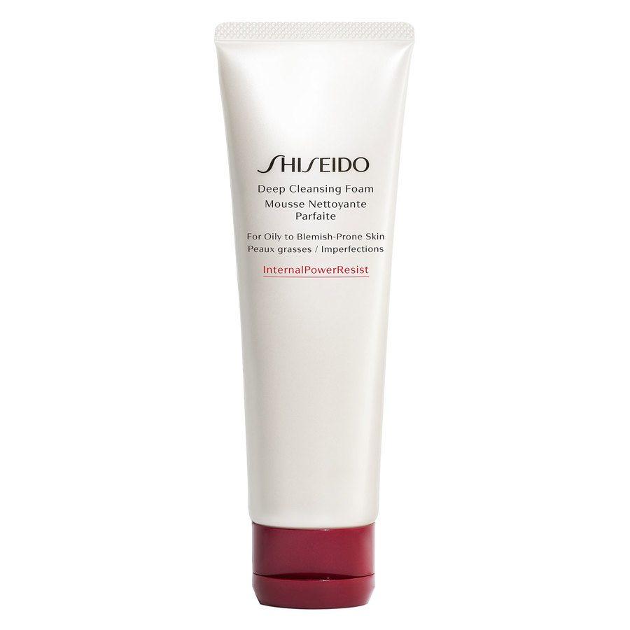 Shiseido D&P Deep Cleansing Foam 125ml