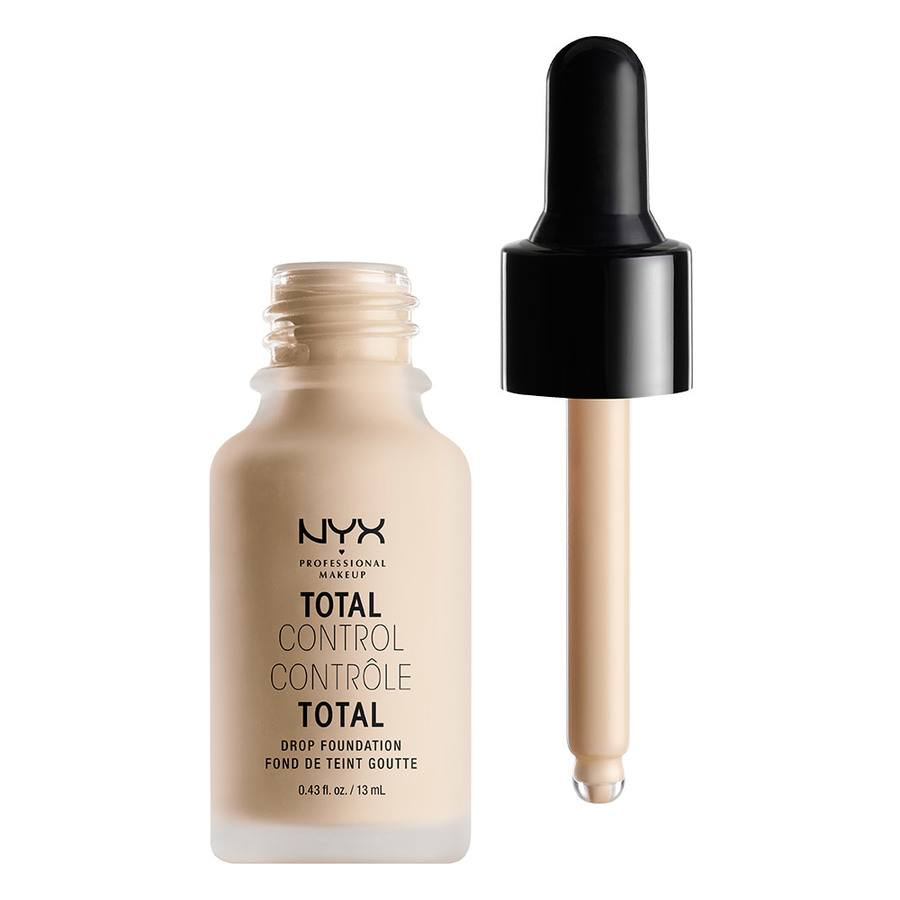 NYX Professional Makeup Total Control Drop Foundation Alabaster DF02 13ml