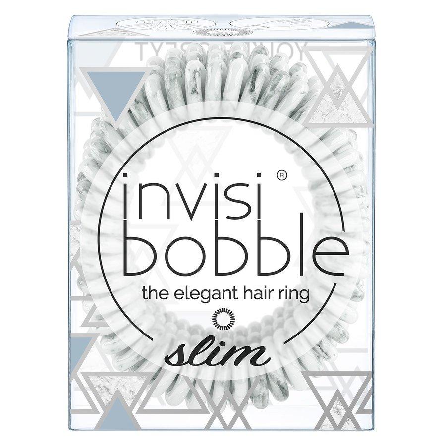Invisibobble Marblelous Slim You're Greyt 3 pcs