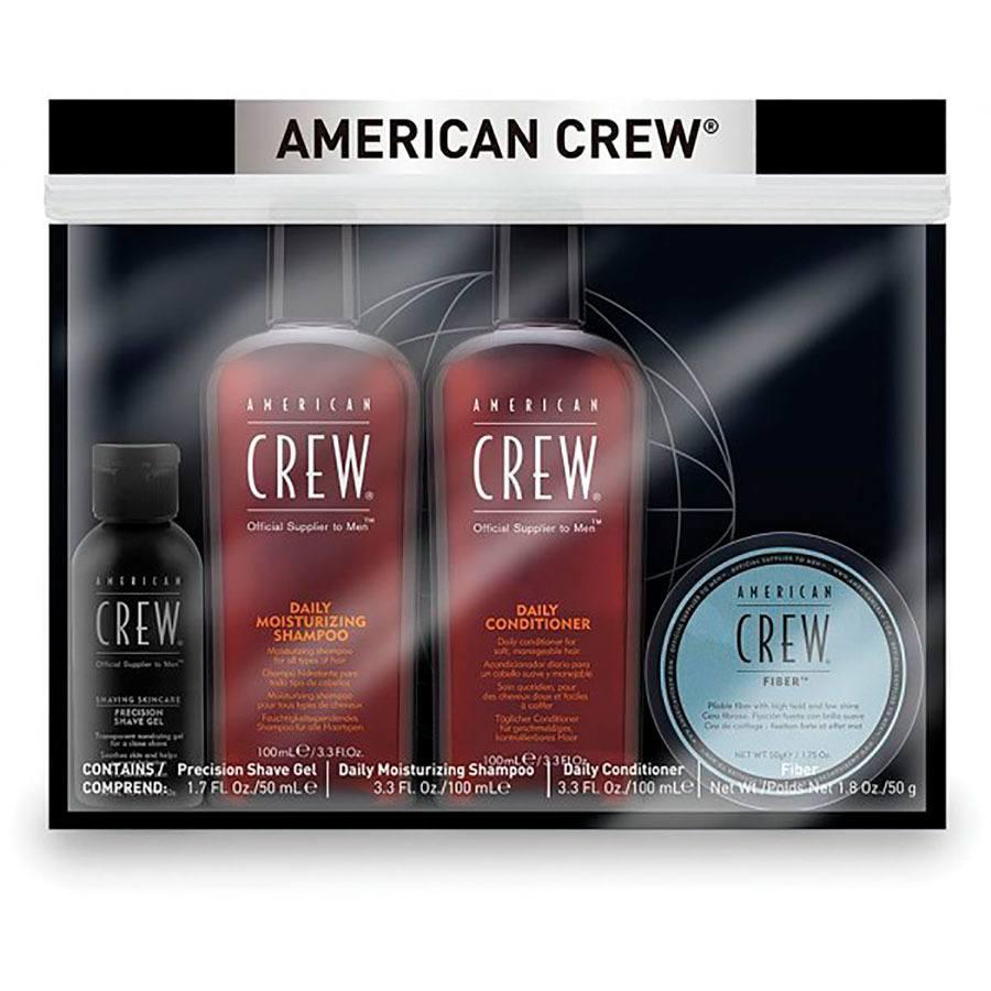 American Crew Travel Kit