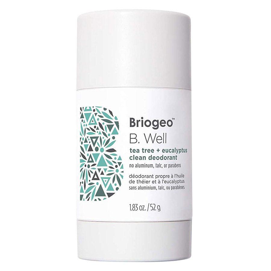 Briogeo B. Well Tea Tree + Eucalyptus Clean Deodorant 52 g