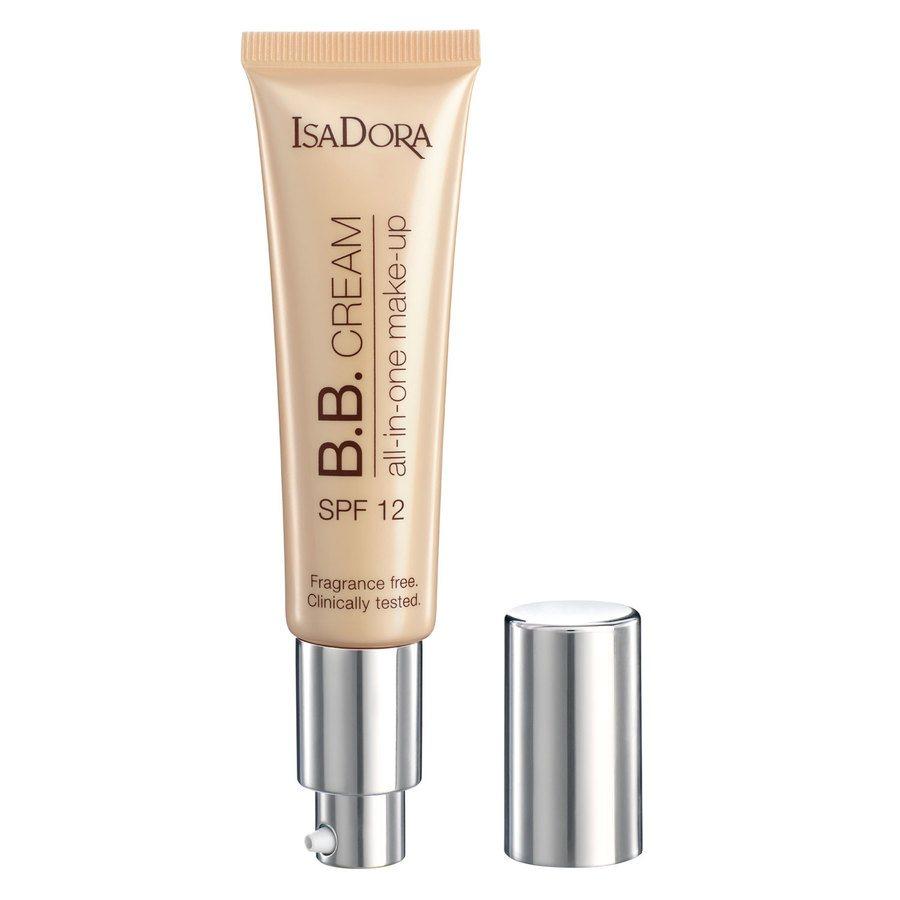 IsaDora BB Cream 10 Light Beige 35 ml