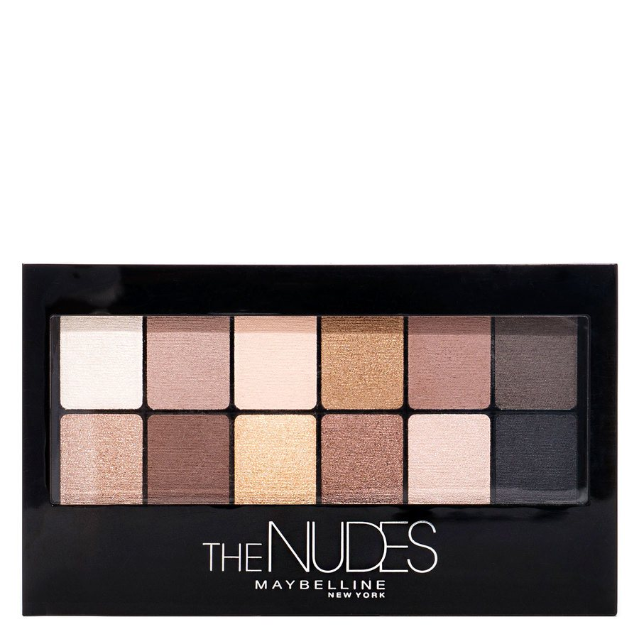 Maybelline The Nudes Eyeshadow Palette 9,6g